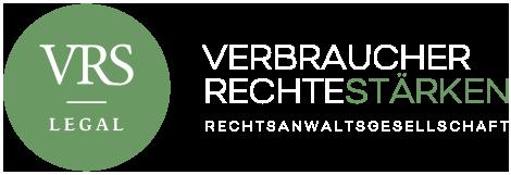 VRS - VERBRAUCHER RECHTE STÄRKEN
